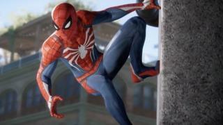 Spider-Man returns to consoles