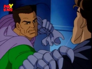 Prowler in the animated series