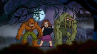 Man-Thing in the Super Hero Squad Show