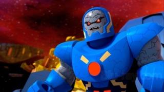 Darkseid in the Lego films
