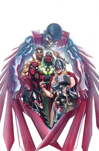 Falcon's Avengers