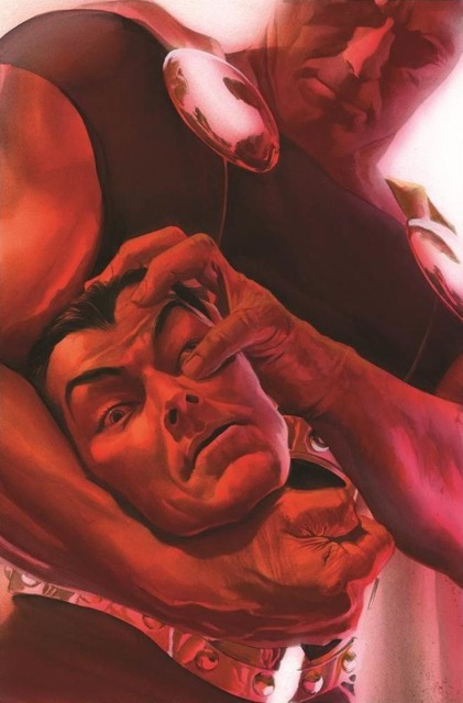 The Death of Namor