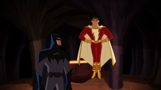 Shazam in Justice League Action