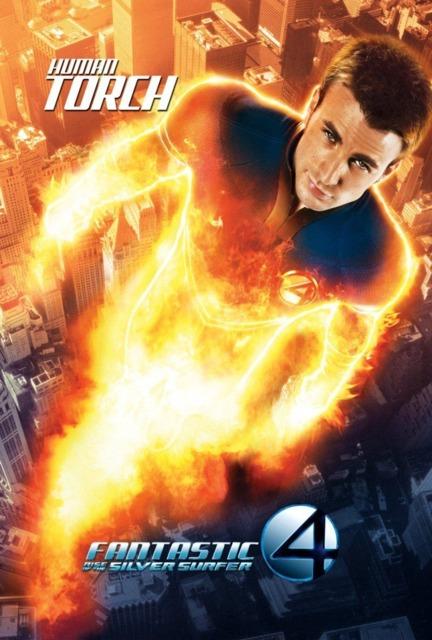 Chris Evans as Johnny