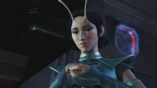 Mantis in The Telltale Series