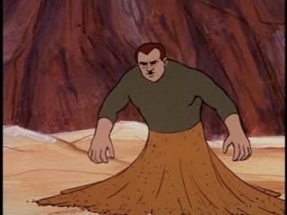 Sandman in the 60s series