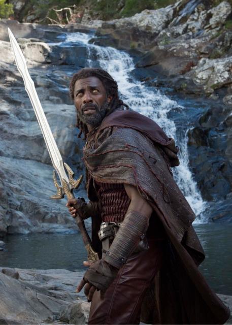 Heimdall's new look in Ragnaork