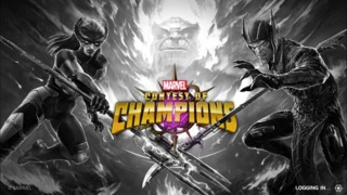 The Black Order in Contest of Champions