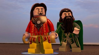 The two Mandarins in Lego Avengers 2