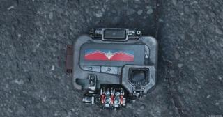Fury's communicator