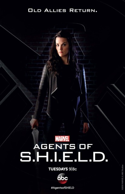 Sif in the S.H.I.E.L.D. TV series