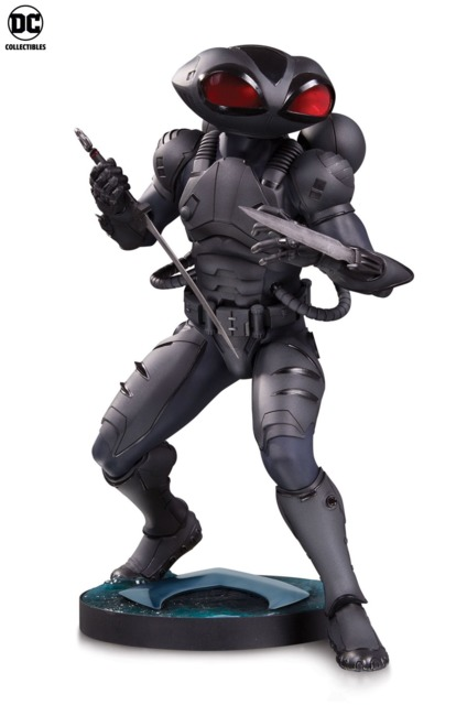 A statue from DC Collectibles