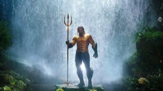 Aquaman's classic costume