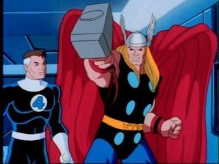 Fantastic Four: TAS
