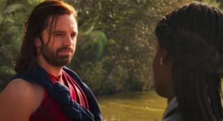 Bucky speaks to Shuri