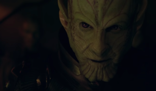 Ben Mendelsohn as Talos
