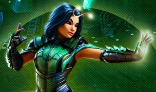 Mantis in Marvel Strike Force