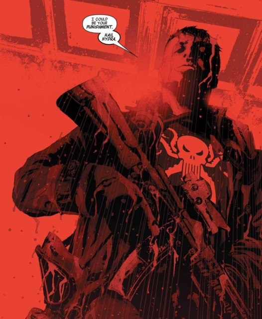 Frank Castle: Agent of HYDRA