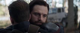 Bucky reunites with Steve