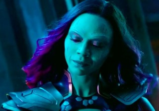 The alternate Gamora