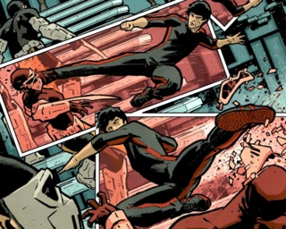 Shang-Chi as part of the Secret Avengers