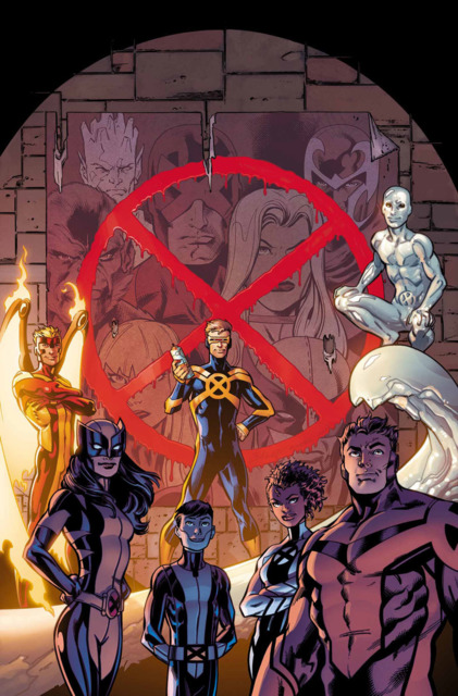 The teen X-Men strike out on their own