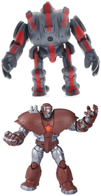 Armored Adventures and Marvel Legends