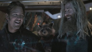 Star-Lord in Endgame