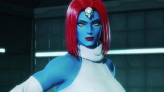 Mystique in Ultimate Alliance 3