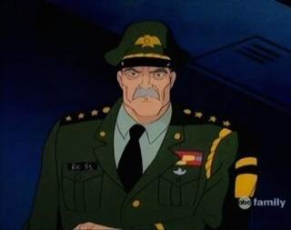 Ross in the 90s Hulk cartoon