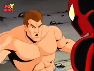 Eddie in Spider-Man Unlimited