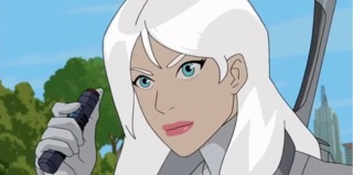 Silver Sable in Marvel's Spider-Man