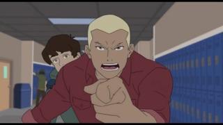 Flash in Marvel's Spider-Man