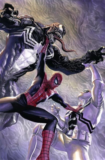 Venom vs. Anti-Venom