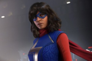 Ms. Marvel in the Avengers game