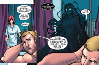 Shathra and Kaine