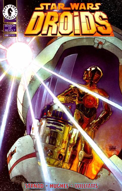 Star Wars: Droids - Season of Revolt