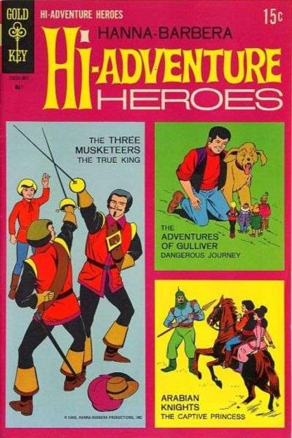 Hanna-Barbera Hi-Adventure Heroes