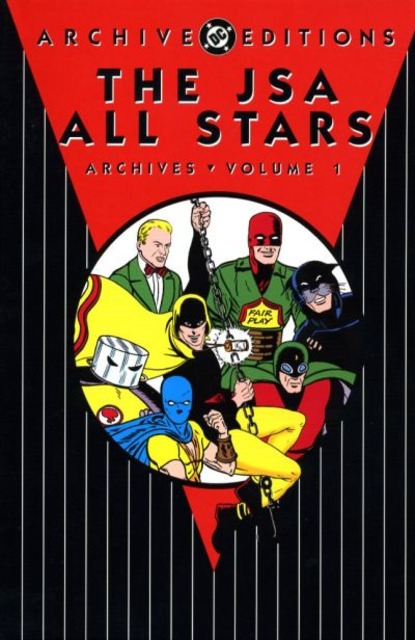 The JSA All Stars Archives