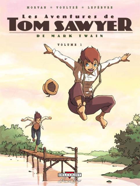 Les Adventures of Tom Sawyer, de Mark Twain