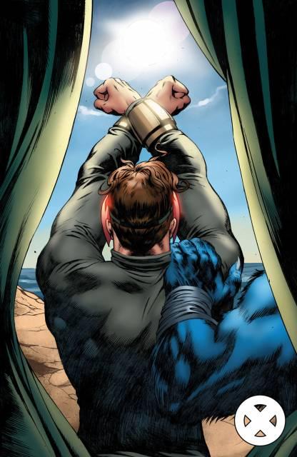 The Fallen X-Man?