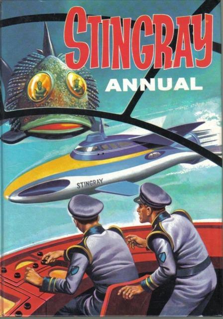 Stingray Annual