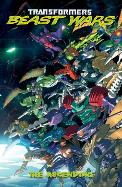 Transformers: Beast Wars: The Ascending