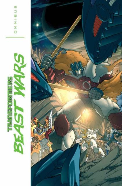 Transformers: Beast Wars Omnibus