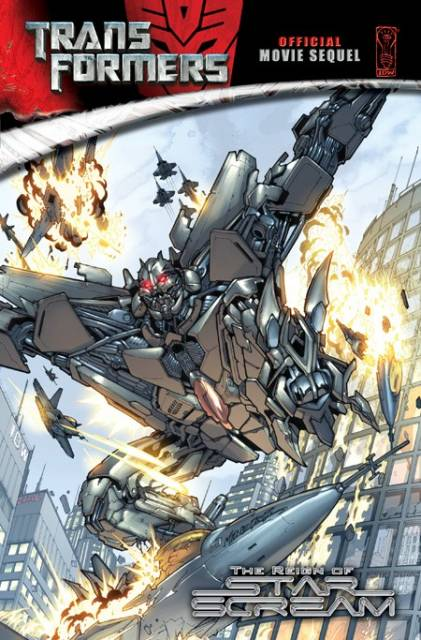 Transformers Movie Sequel: The Reign of Starscream