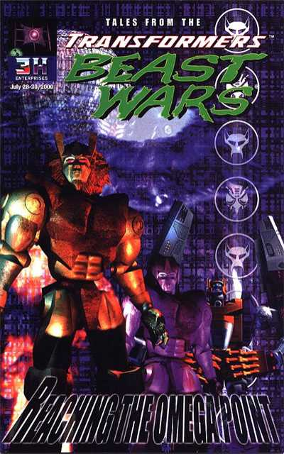 Tales from the Transformers: Beast Wars: Reaching the Omega Point