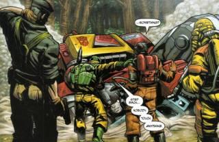 Blaster from Transformers/G.I. Joe