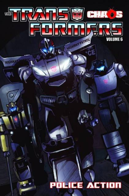 The Transformers: Police Action