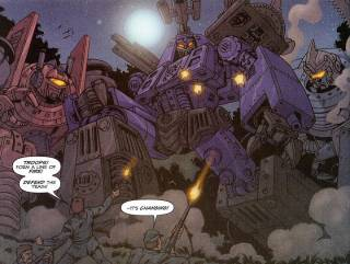 Insecticons from HoS