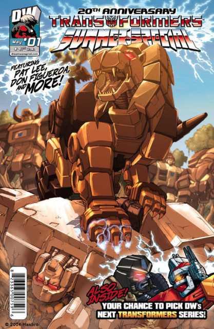 Transformers Summer Special
